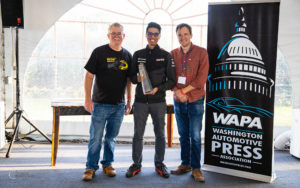 WAPA Rally Toyota Lexus 2019 Award