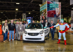 WAPA Members 2019 WAPA EV Day at the Washington Auto Show